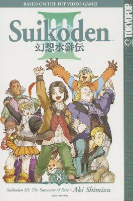 Image for Suikoden III Volume 8 (v. 8) Aki Shimizu