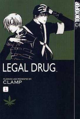 Image for Legal Drug, Vol. 1