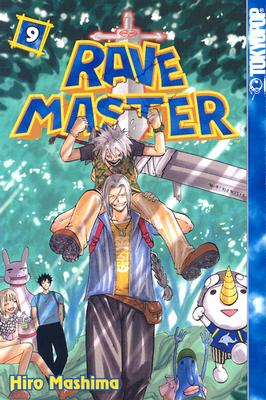 Image for Rave Master, Vol. 9