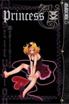 Princess Ai, Vol. 1, Love, Courtney; Milky, D. J.; Kujiradou, Misaho