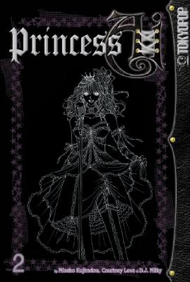Image for Princess Ai Volume 2: Lumination