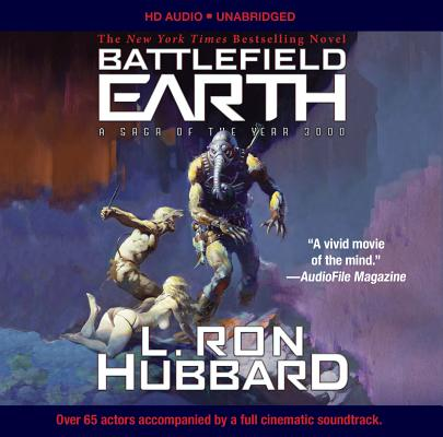 Image for Battlefield Earth: Post-Apocalyptic Sci-Fi and New York Times Bestseller