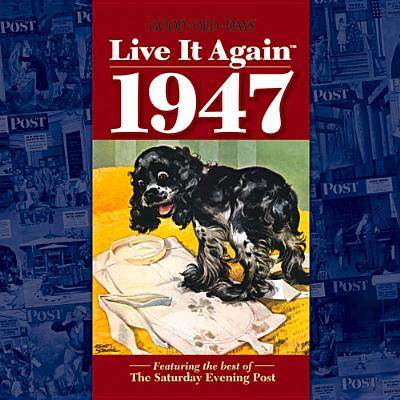 Image for Live It Again 1947