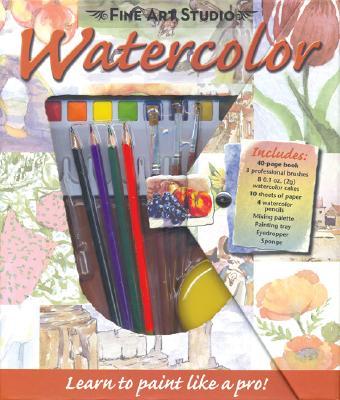 Image for FINE ART STUDIO WATERCOLOR
