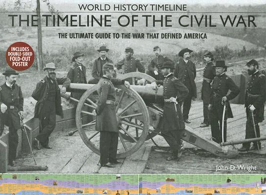 "The Timeline of the Civil War (World History Timeline), ""Wright, John D."""