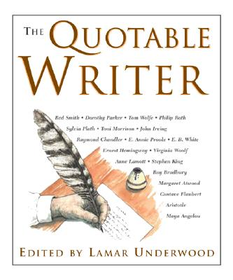 Image for The Quotable Writer