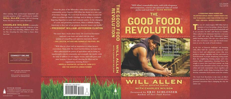 Image for Good Food Revolution: Growing Healthy Food, People, and Communities