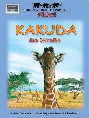 Image for KAKUDA THE GIRAFFE