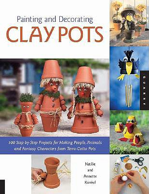 Image for PAINTING AND DECORATING CLAY POTS