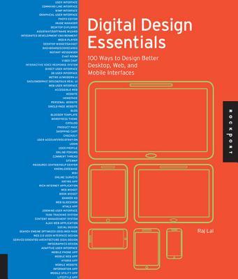 Digital Design Essentials: 100 ways to design better desktop, web, and mobile interfaces