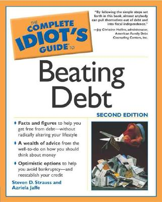 Image for COMPLETE IDIOTS GUIDE TO BEATING DEBT