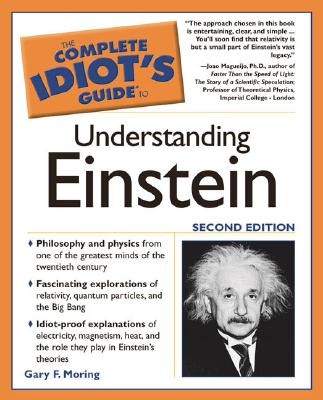 Image for The Complete Idiot's Guide to Understanding Einstein, Second Edition