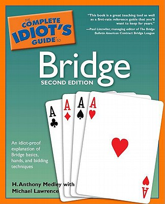 Image for COMPLETE IDIOT'S GUIDE TO BRIDGE