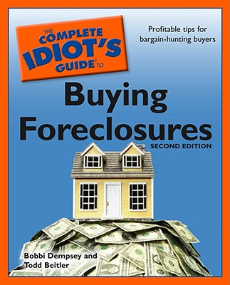 COMPLETE IDIOT'S GUIDE TO BUYING FORECLO, BOBBI DEMPSEY