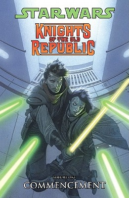 Image for Commencement (Star Wars: Knights of the Old Republic, Vol. 1)