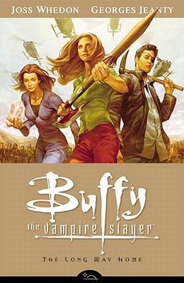 Image for BUFFY THE VAMPIRE SLAYER: THE LONG WAY HOME