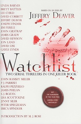 Image for Watchlist: A Serial Thriller