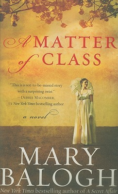Image for MATTER OF CLASS, A