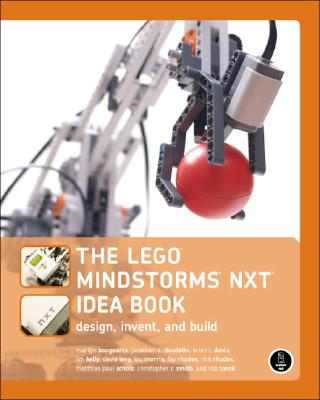 Image for Lego Mindstorms NXT Idea Book Design, Invent, and Build
