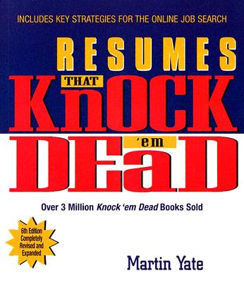 Image for Resumes That Knock 'em Dead