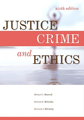 Image for Justice, Crime, And Ethics