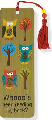 Image for Owls Beaded Bookmark
