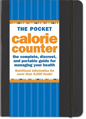 Image for POCKET CALORIE COUNTER