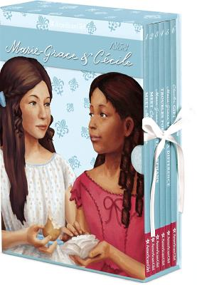 Cecile and Marie-Grace Paperback Boxed Set with Game (American Girl) (American Girl (Quality)), Denise Lewis Patrick (Author), Sarah Masters Buckey (Author), Christine Kornacki (Illustrator), Cindy Salans Rosenheim (Illustrator)
