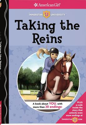 Taking the Reins (American Girl), Alison Hart
