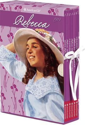Rebecca Boxed Set with Game (American Girl), Jacqueline Greene