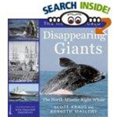 Image for Disappearing Giants: The North Atlantic Right Whale (Natural World)