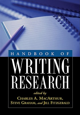 Image for Handbook of Writing Research
