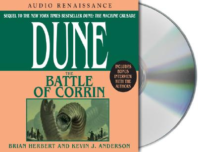 Image for The Battle of Corrin (Legends of Dune, Book 3)
