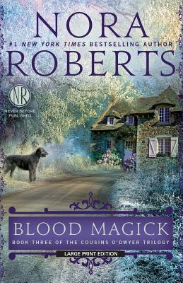 Image for Blood Magick (The Cousins O'Dwyer Trilogy)