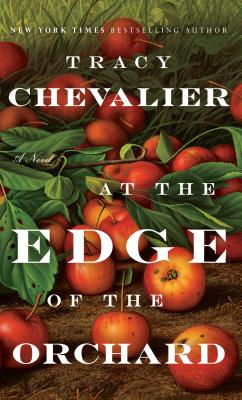 Image for At the Edge of the Orchard: A Novel (Large Print Press)