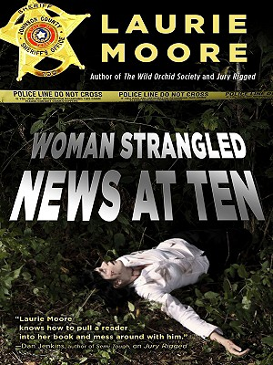 Image for Woman Strangled - News at Ten (Five Star Expressions)