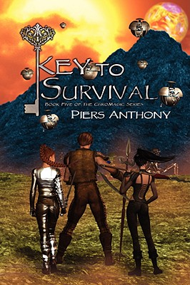 "Key to Survival (The Chromatic Series #5), ""Anthony, Piers"""