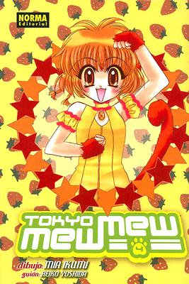 Image for Tokyo Mew Mew volume 4 (Spanish Edition)