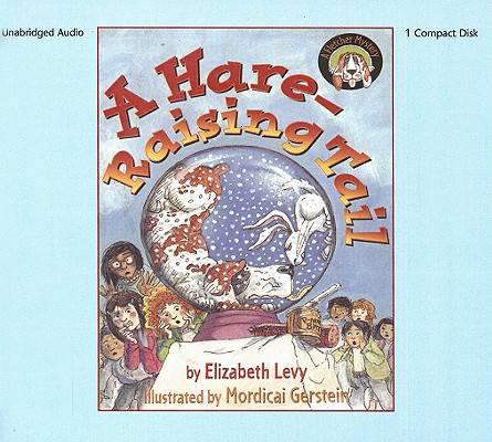 Image for Hare-Raising Tail (1 CD Set) (Fletcher Mysteries (Audio))
