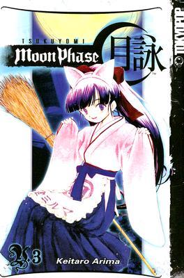 Tsukuyomi: Moon Phase Volume 3, Keitaro Arima