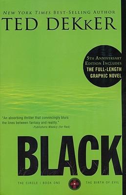 Image for Black (Circle Trilogy)