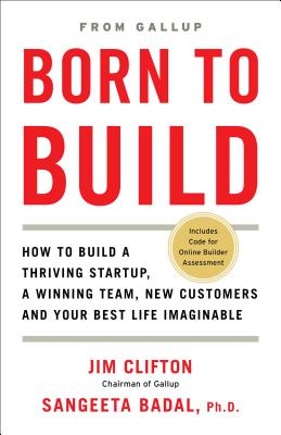 Image for Born to Build