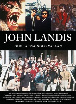 John Landis (SIGNED!), Landis, John; Vallan, Giulia D'Agnolo