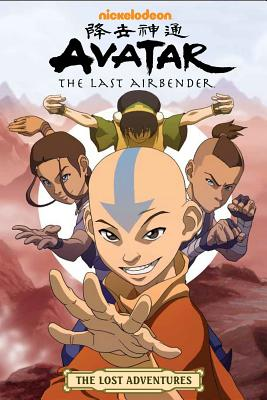 Image for Avatar: The Last Airbender - The Lost Adventures