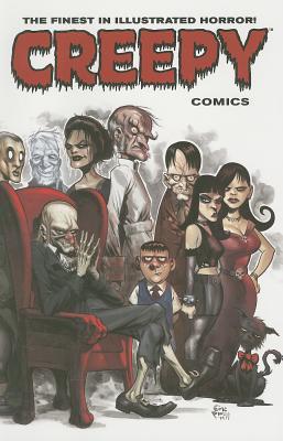 Image for Creepy Comics