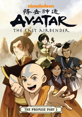 "Image for ""Avatar: The Last Airbender: The Promise, Part 1"""