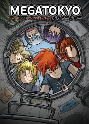 Megatokyo Omnibus Volume 1, Fred Gallagher  (Author, Artist), Rodney Caston (Author)