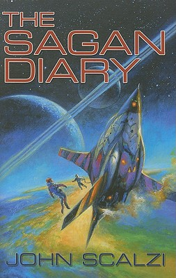 The Sagan Diary, Scalzi, John & Bob Eggleton