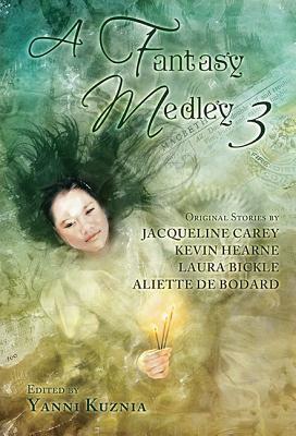 Image for A Fantasy Medley 3 Original Stories