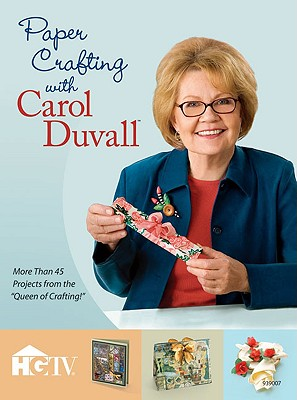 Image for Paper Crafting with Carol Duvall